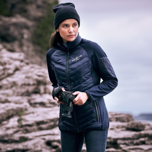 Women's Banff Hybrid Insulated Jacket